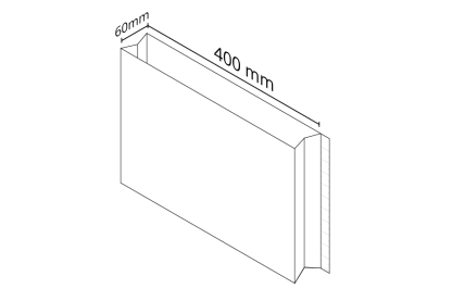 Building License Pocket File - 60mm