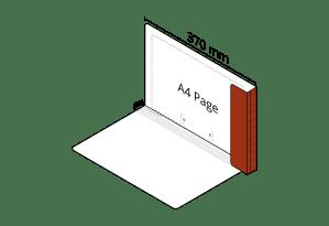 2D File Brown