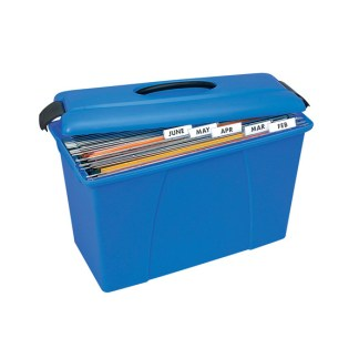 Plastic Filing Storage