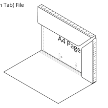 Ausrecord Legal (twin tab) File