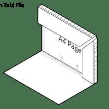 Ausrecord Legal (twin tab) File