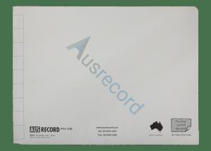 2D 2 flap medical file rear