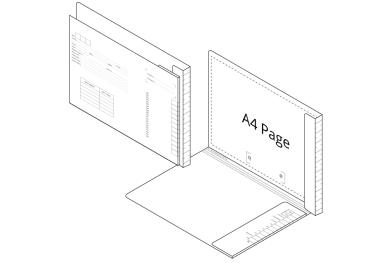 Printed Medical Files