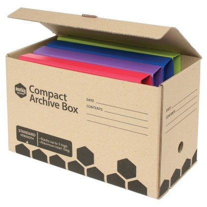 80075 Marbig Compact Archive Box