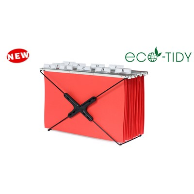 Arnos E210 Eco-Tidy Wire X File desktop suspension file frame