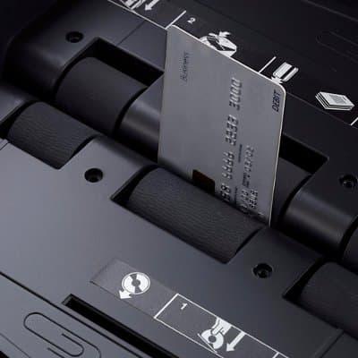 Rexel Auto+ 100M Shredder credit cards cds