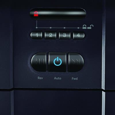Rexel Auto+ 300M shredder PIN lock