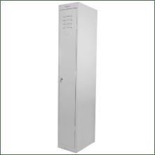 SteelCo Steel Locker, Single Door, 305mm W
