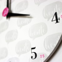 Wer hat an der Uhr gestempelt? – PAPIERPROJEKT