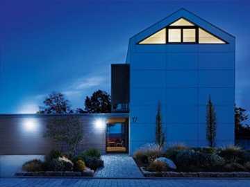Steinel Sensor LED Außenleuchten mit Bewegungsmeldern