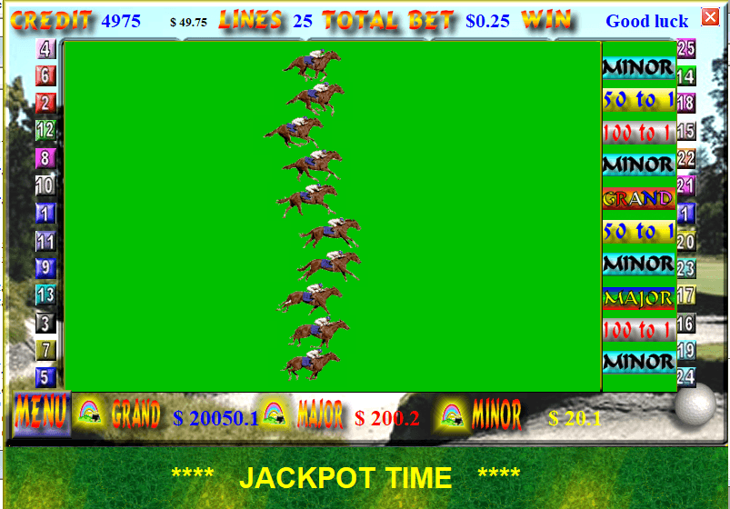 pokie fun Jackpot screenshot
