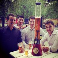 Great for Beer Gardens