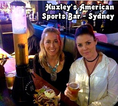 Huxleys Sports Bar