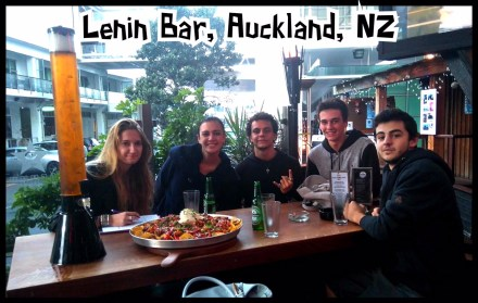 Lenin-bar (NZ)
