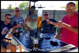 Hotel Beer Gardens