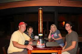 Fiji Beer Towers