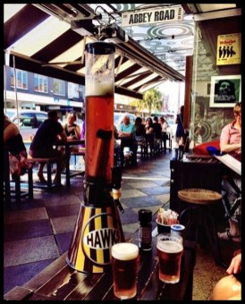 Hawks Beer Tower