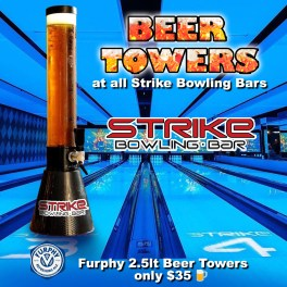 Strike Bowling Bars