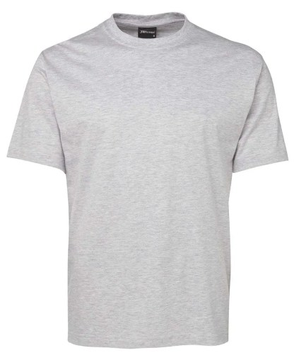 Round Neck T Shirts - Snow Marle