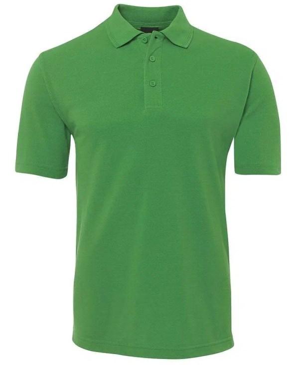 Polo Shirts - Pea Green
