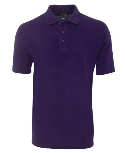 Polo Shirts - Purple