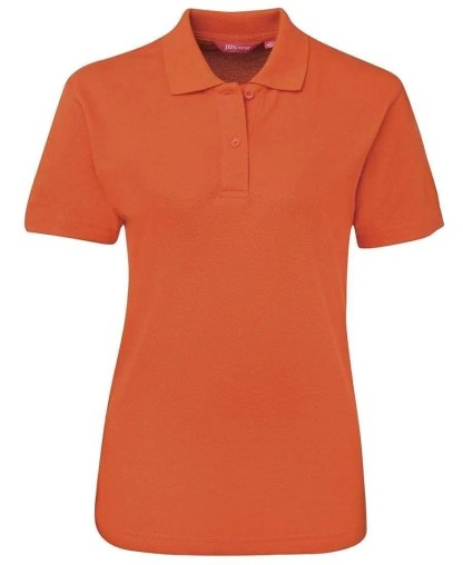 Ladies Polo - Orange