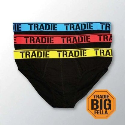 Big Fella 3pk Briefs