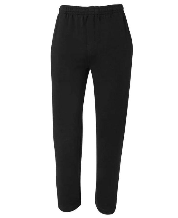 Fleecy Sweat Pant -Black
