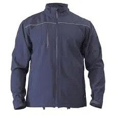 soft shell jacket Navy