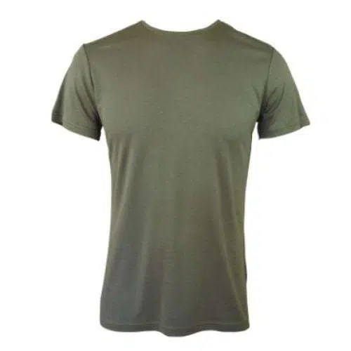 Bamboo Men's Tee Without Pocket - Olive