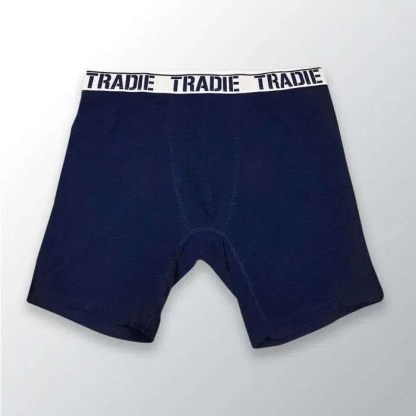 Big Fella Trunks by Tradies long leg navy