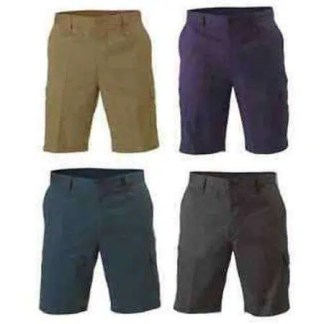Bisley Light & Cool Utility Shorts- group