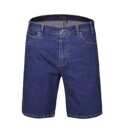 Pilbara Denim Shorts - Front