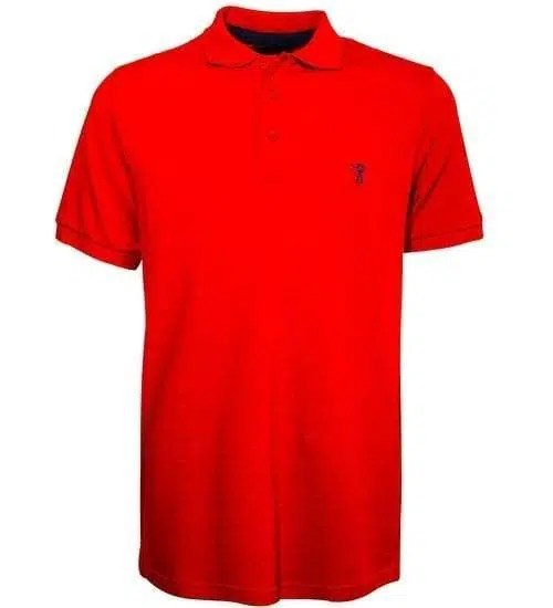 Pilbara Classic Polo - Red