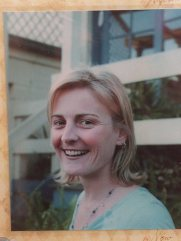 Photo of Nicole Patterson, a psychotherapist who was brutally murdered in her home by Peter Dupas.
