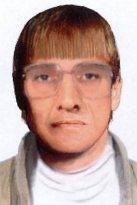 1998 computer image / photofit of Peter Dupas.