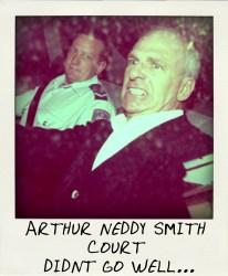 He wants out ... Arthur Neddy Smith 2008-aussiecriminals