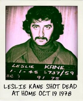 Leslie Herbert Kane-pola