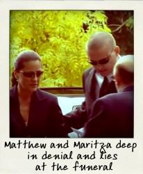 Matthew and Maritza deep in denial and lies-aussiecriminals