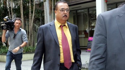 Vijay Singh, father of slain siblings Neelma, Kunal and Sidhi, answered several allegations about his sex life while giving evidence at the trial of Max Sica