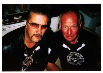 Mark 'CHOPPER' Read & Roger 'THE DODGER' Rogerson