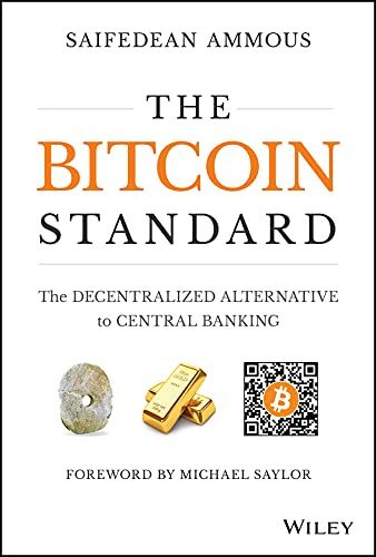 Best Bitcoin and Cryptocurrency Books - The Bitcoin Standard