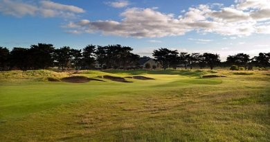 Competition golf rounds in Australia are on the up