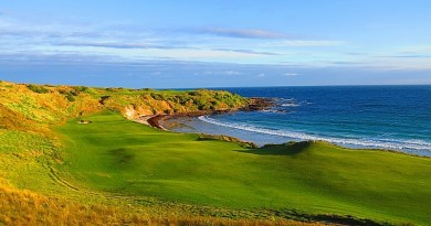 What should be included on an Australian golf bucket list?