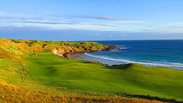 Cape Wickham tops list of Australia's Top 100 public access golf courses