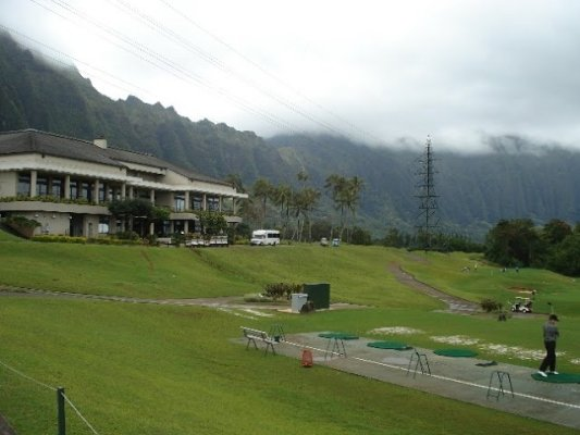 Koolau golf