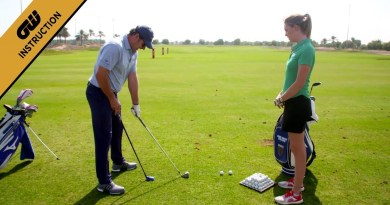 WATCH / Sir Nick Faldo on the choice between hybrids and long irons