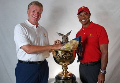 Tiger Woods and Ernie Els named Presidents Cup captains for Melbourne 2019