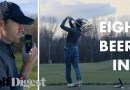 How alcohol can affect your golf game