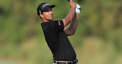 Adam Scott and Jason Day in contention at PLAYERS Championship